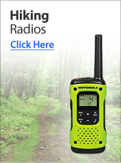 Radios for Hiking