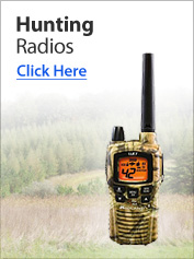 Radios for Hunting